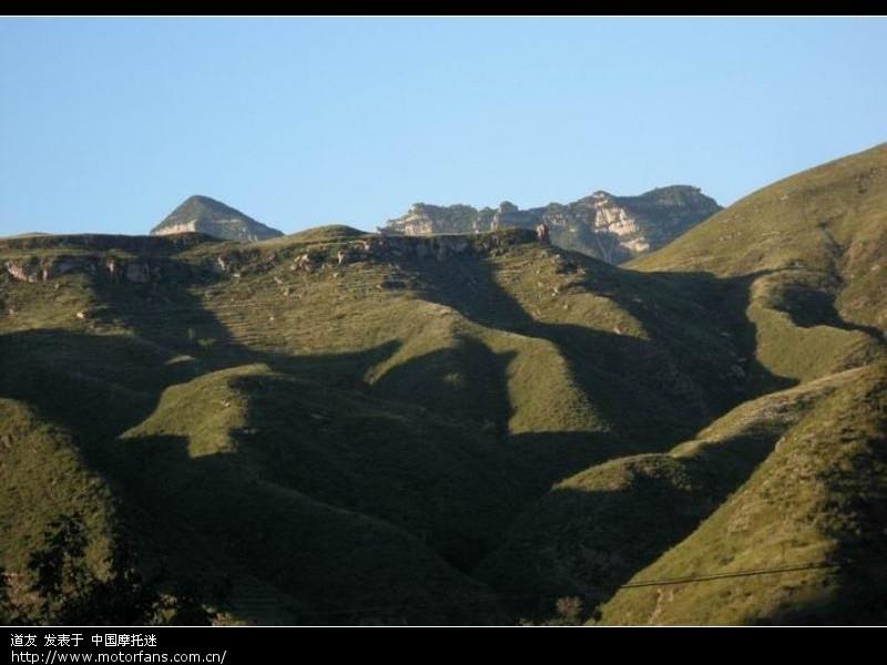 03 山西省主要旅游景点