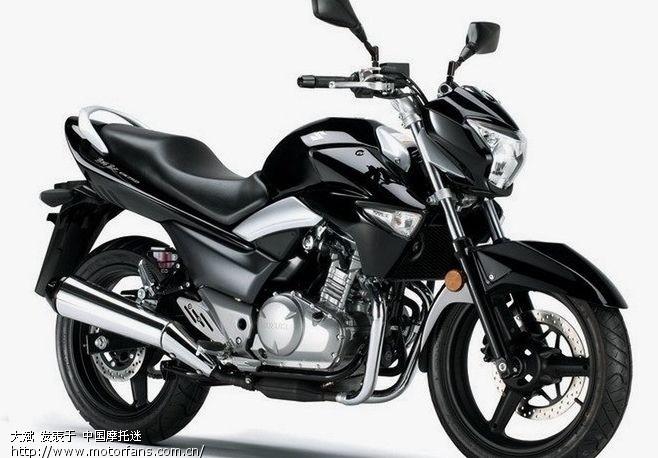 摩托车论坛 五羊本田-骑式车讨论专区 03 本田是不是想放弃250机车