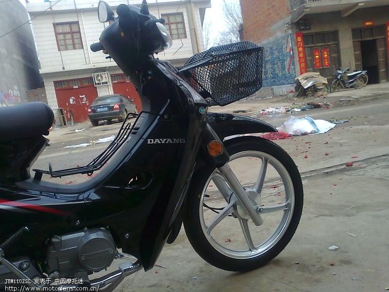 再购大阳110-2e - 弯梁世界 - 摩托车论坛 - 中国第一