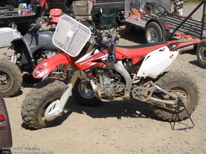 Fat tire dirt bike