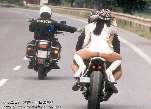 可以光腚跑 摩托车论坛