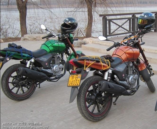 gs机改油冷请教(求高手解答) - 维修改装 - 摩托车