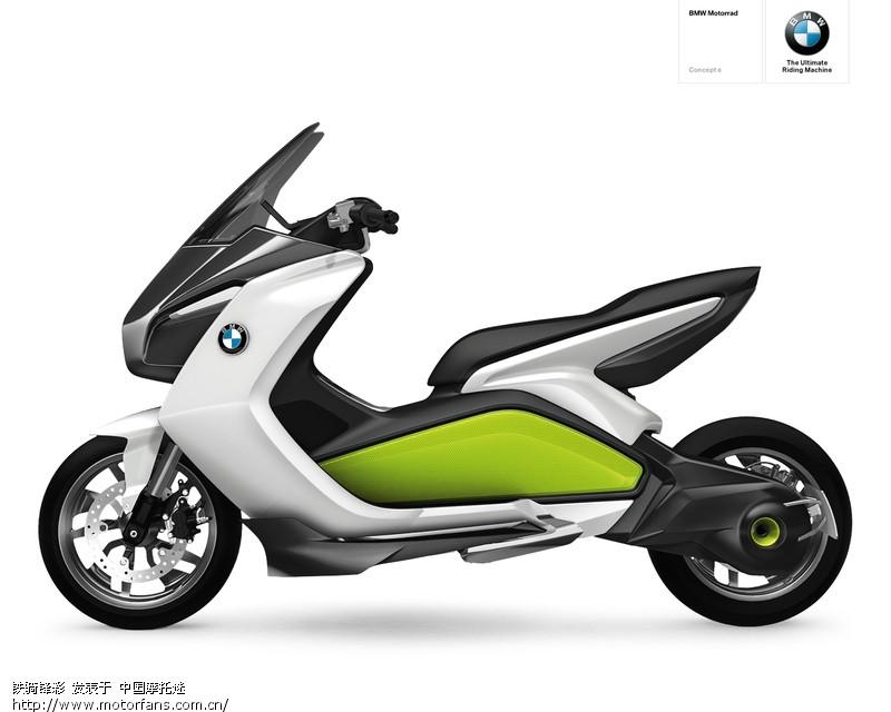 bmw的概念踏板车 - 进口品牌 - 宝马bmw - 摩托车论坛