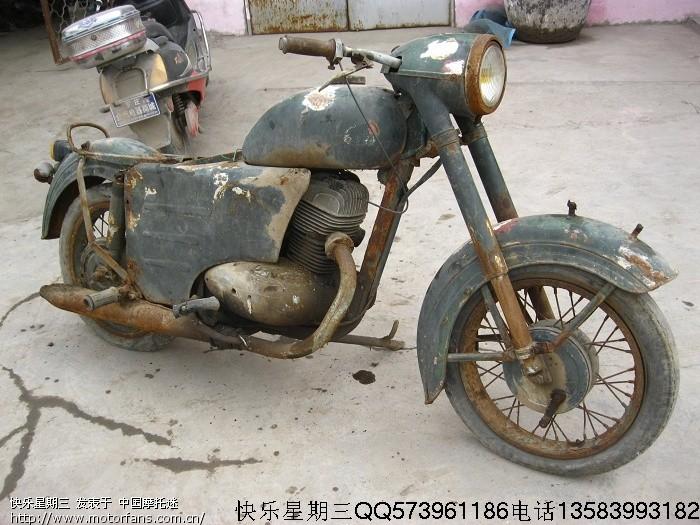 75年幸福250 - 摩托车论坛