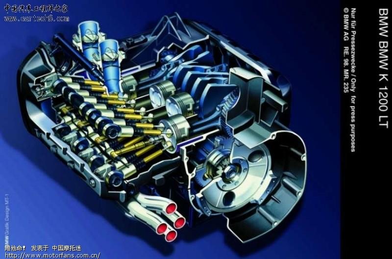 发动机结构图.值得学习!-摩托车论坛-摩托车论坛手机