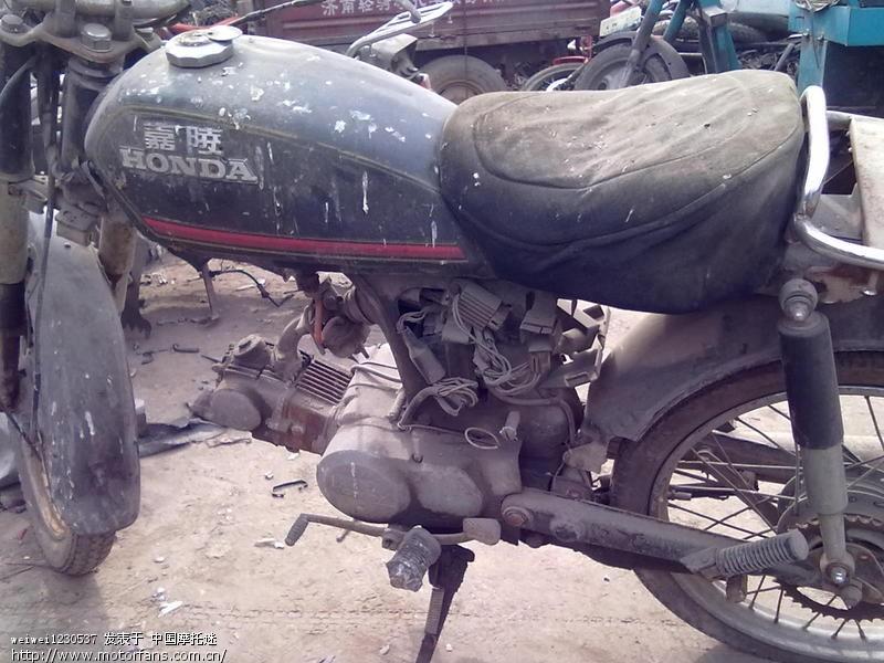 新手学习摩托车