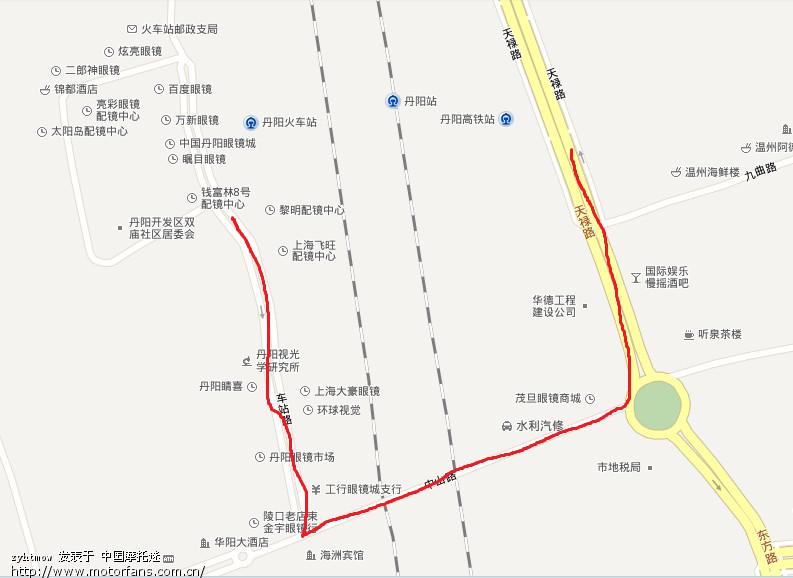镇江市丹阳城地图