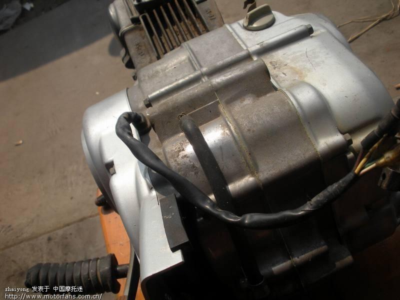 新入手天虹90发动机-维修改装-摩托车论坛手机版