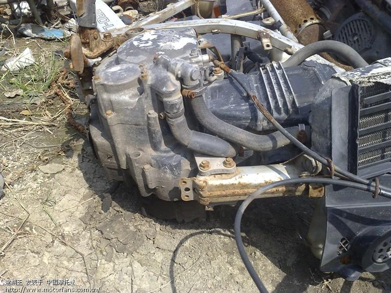 本田250发动机水冷是什么型号的 - 维修改装 - 摩托车