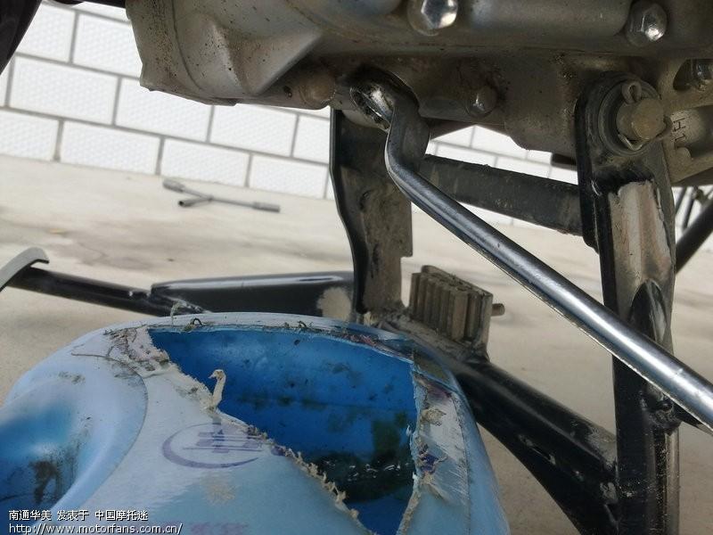 ... 海王星机油,机油滤芯,空滤更换 豪爵铃木 踏板车讨论