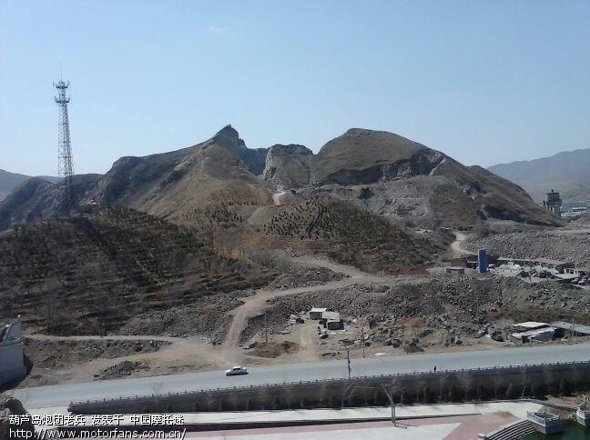 2012 摩旅葫芦岛莲花山圣水寺(佛教圣地)