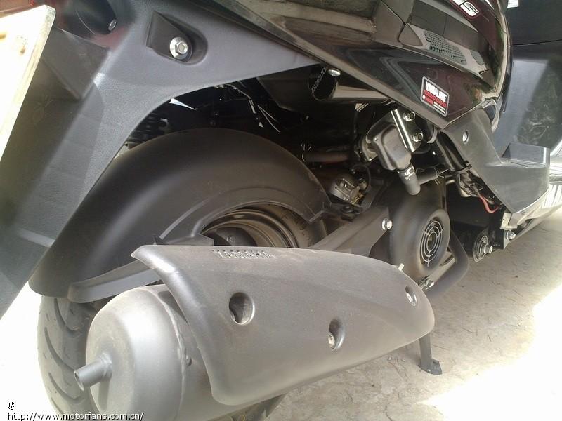 中国第一摩托车论坛 摩旅进行到底 -标题 新买雅马哈迅鹰国三化油器图片