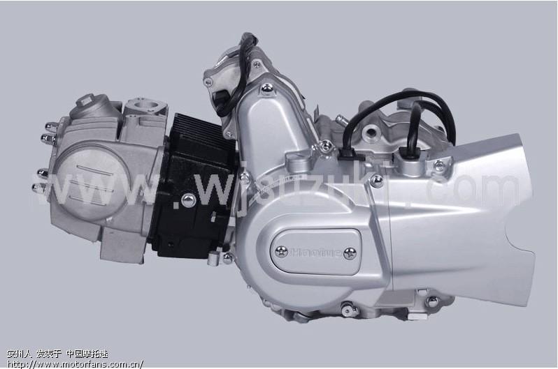 豪爵110-5摩托车刹车灯接线图