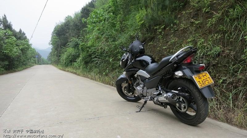 骊驰GW250湖南安仁行 豪爵铃木 骊驰GW250 中国第一摩托车论坛 摩高清图片