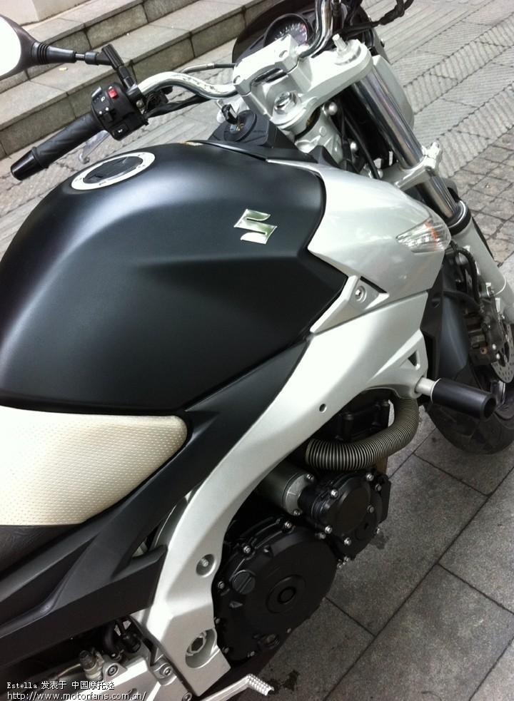 铃木gsr400.gp110-踏板-车