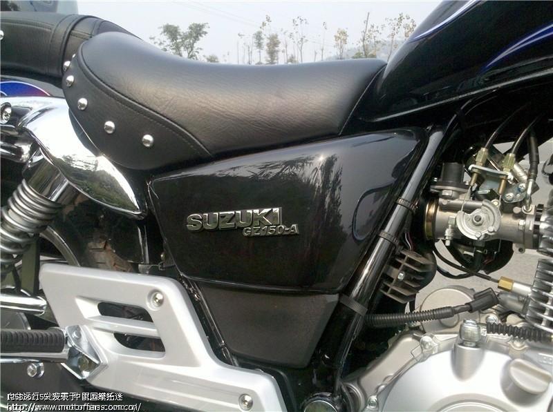 不知道GZ150 A是哪款美式太子 豪爵铃木 骑式车讨论专区 悦酷GZ150