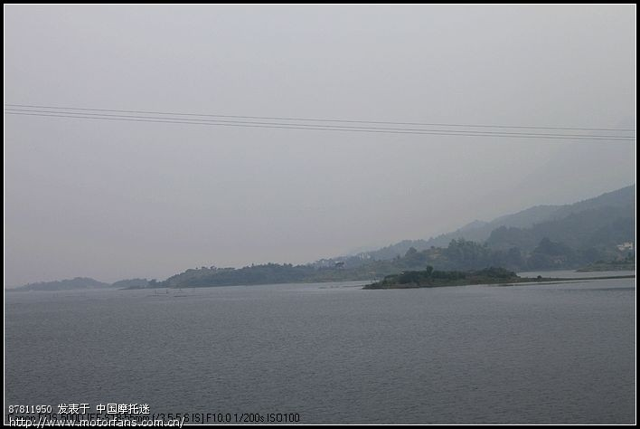 武汉五本精英车队黄石仙岛湖游玩