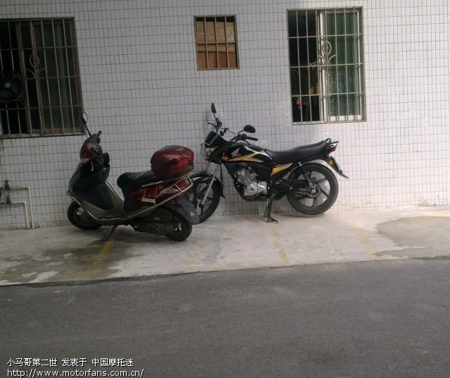 摩托车论坛 新大洲本田-骑式车讨论专区 03 烦死了,我的锐彪怎么也