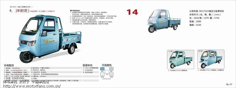 标题: 用三轮摩托车改辆房车