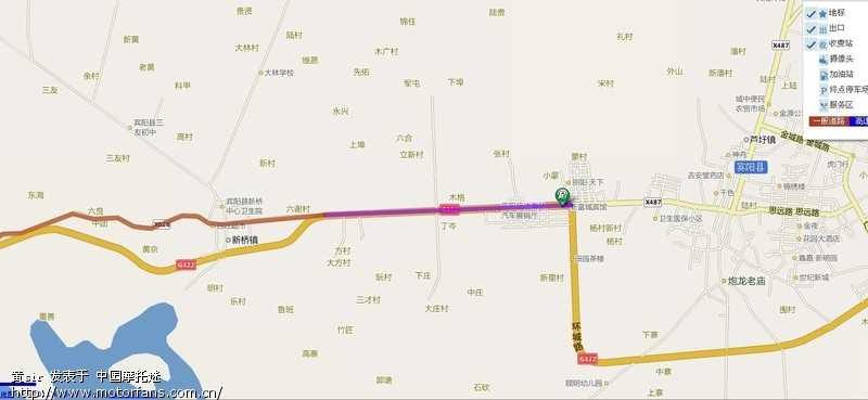 宾阳不禁摩,只是宾阳 南宁的322国道被改造成汽车专用道, 高清图片