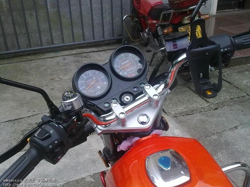 我的圆灯钻豹,hj125k a 豪爵铃木 骑式车讨论专区 钻豹 中国第一摩托图片