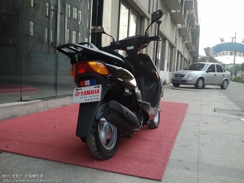 京城一辆小车的 自拍 送给喜欢车的朋友 踏板 高清图片