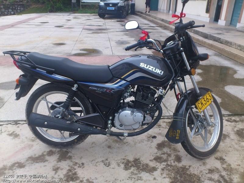 gs125r - 济南铃木 - 摩托车论坛