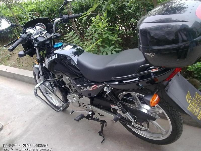 北京骑铃木赛驰110的朋友多吗?