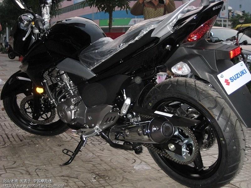 我的车车 豪爵铃木 骊驰GW250 中国第一摩托车论坛 摩旅进行到底 -我高清图片