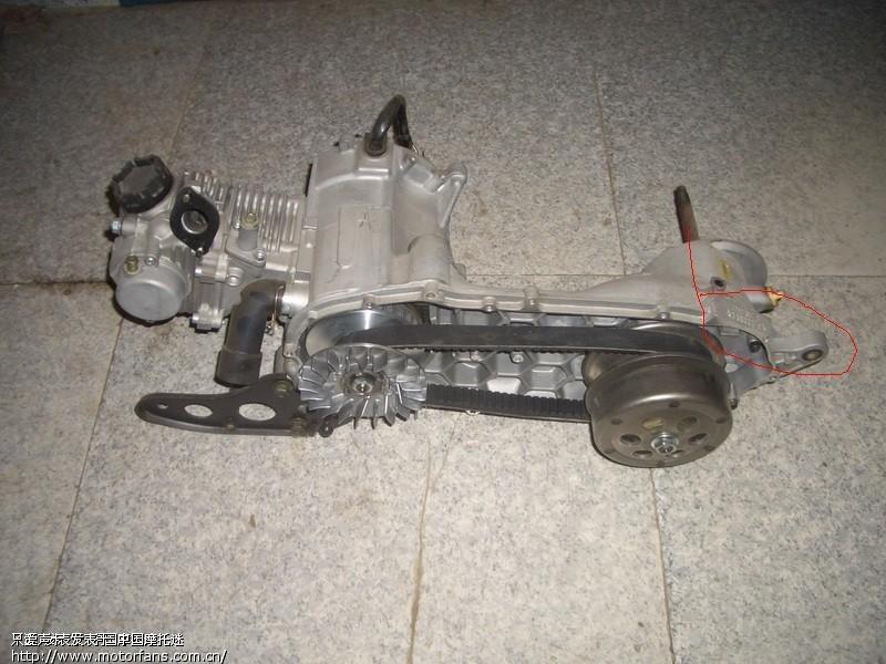 谁认识这个发动机 - 踏板论坛 - 摩托车论坛 - 中国第
