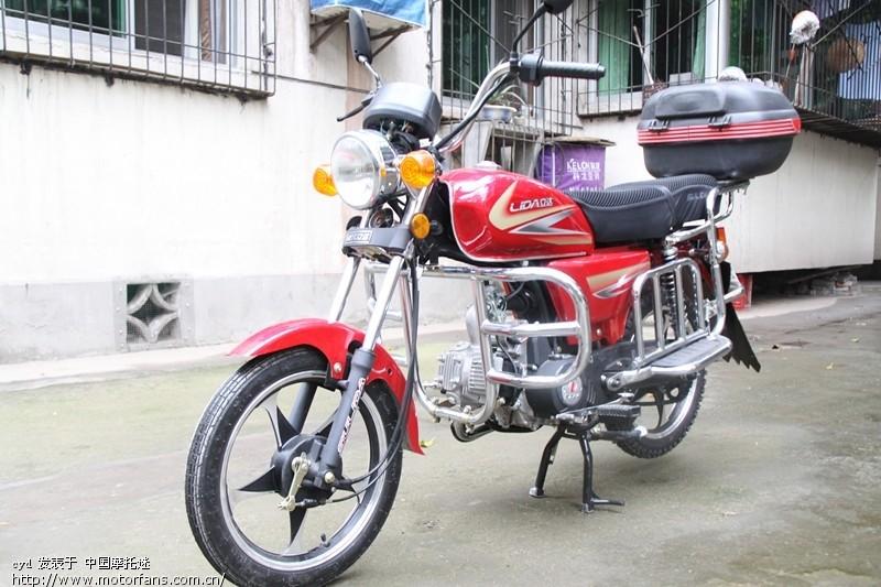 我把钱江弯梁卖了 - 弯梁世界 - 摩托车论坛 - 中国第