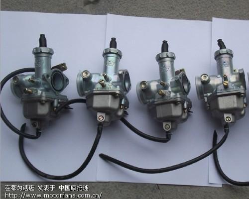 雅马哈摩托车的化油器有问题会有什么情况图片