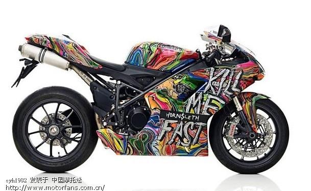 摩托 摩托车 609_374