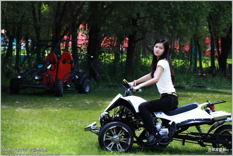 美女骑摩托第一季 北京摩友交流区