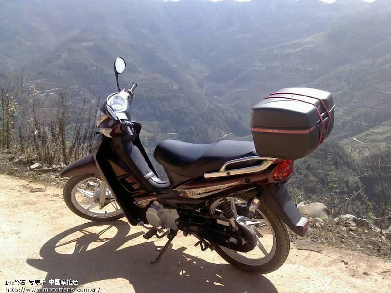 新手金城铃木星天灵前来报到 - 弯梁世界 - 摩托车