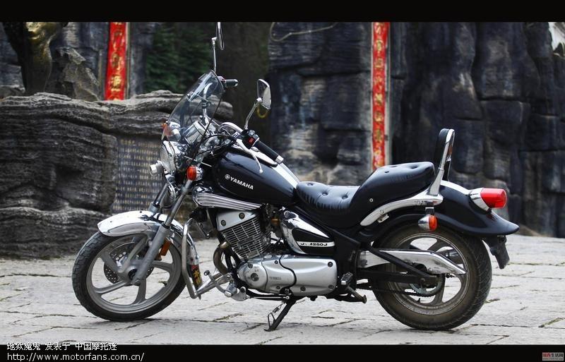 出售雅马哈jym250摩托车