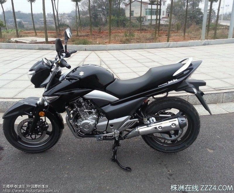 铃木 GW 250 出售 豪爵铃木 骊驰GW250 中国第一摩托车论坛 摩旅进高清图片