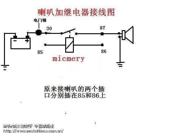 汽车音响改装接线图-炫鹰气喇叭 摩托车气喇叭 气喇叭内部结构图高清图片