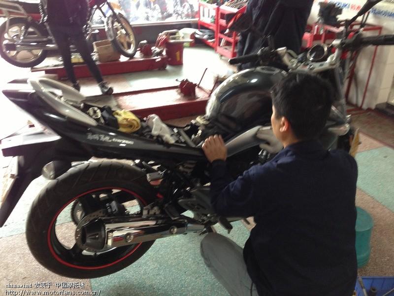 GW250完胜天剑王 豪爵铃木 骊驰GW250 中国第一摩托车论坛 摩旅进高清图片