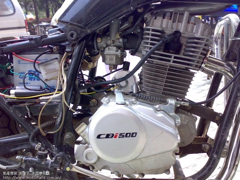 摩托车论坛 维修改装 03 再次折腾cbi500的磁电机和点火器  neo_img