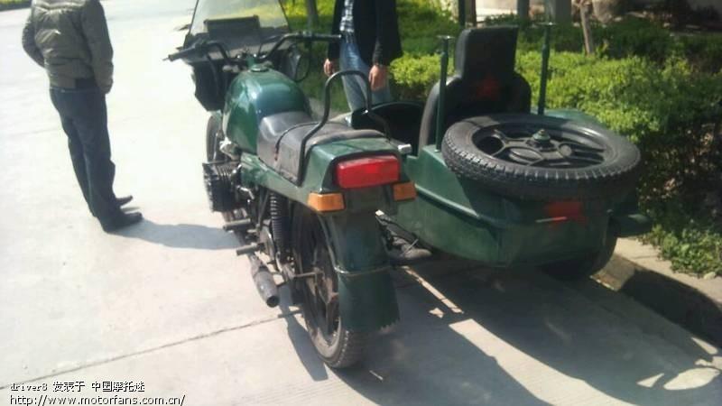 出台和宝马一样水平对置发动机的长江750