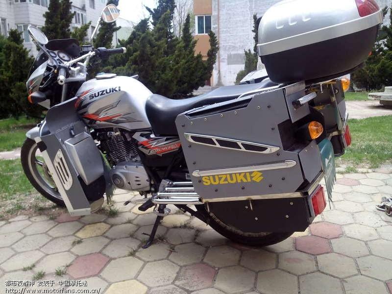 换车安装自制音响以及自制边箱 - 摩托车论坛