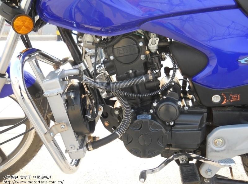 本田金锐箭 换装隆鑫cbd250水冷发动机 后续骑行报告