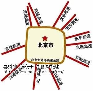 北京七环路2015年通车!