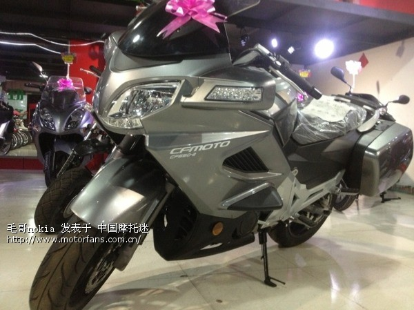 黑色GW250 广东 江门 - 豪爵铃木-骑式车讨论专