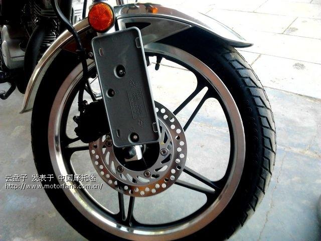 cb125t锐猛实拍图 - 新大洲本田 - 摩托车论坛 - 中国