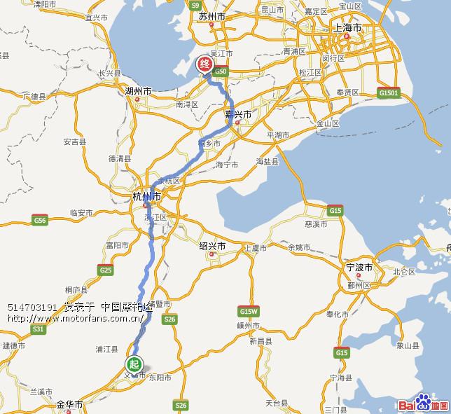 绕过杭州又不走高速