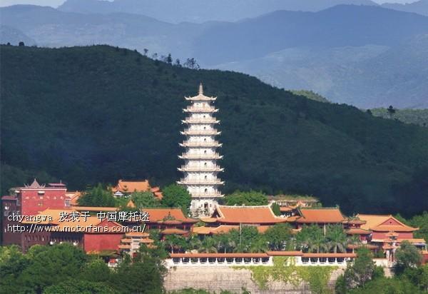 梅州市千佛塔宗教文化旅游区