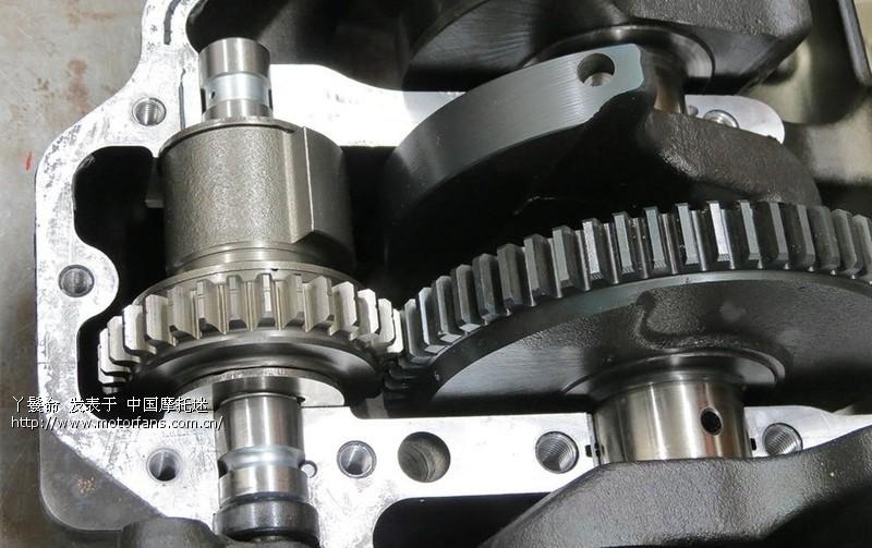 发动机技术--曲轴图片