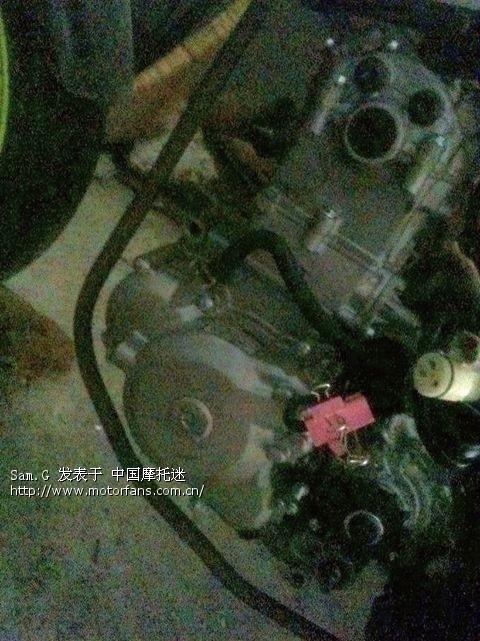 空滤也改了汽车用的高清图片